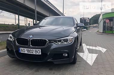 BMW 328 High Power 2015