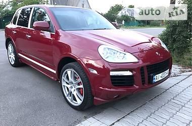 Porsche Cayenne TURBO 2009