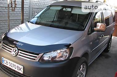 Volkswagen Caddy груз. 1.6 i 2013
