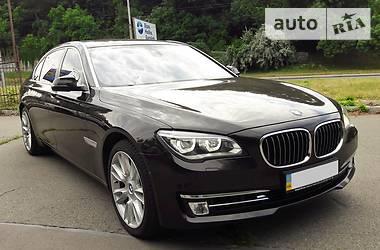 BMW 750 Long INDIVIDUAL 2013