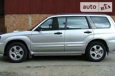 Subaru Forester 2.5 XT 2003