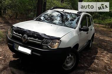 Renault Duster 4x4 2015
