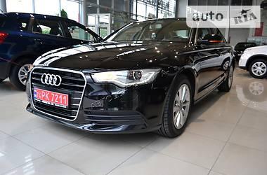 Audi A6 2.0-TDI-СЕДАН  IDEAL 2014