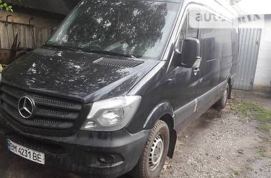 Mercedes-Benz Sprinter 316 пасс. 2010