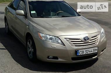 Toyota Camry Тойота Камри 3.5 газ 2007