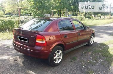 Opel Astra G 1.6 1998