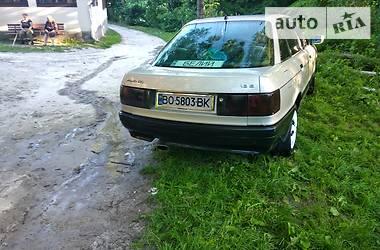 Audi 80 б3 1986