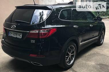 Hyundai Grand Santa Fe vip 2015