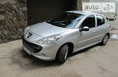 Peugeot 206 Hatchback (5d) 206 plus 2012