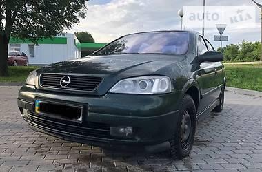 Opel Astra G 1.7 TD 2001