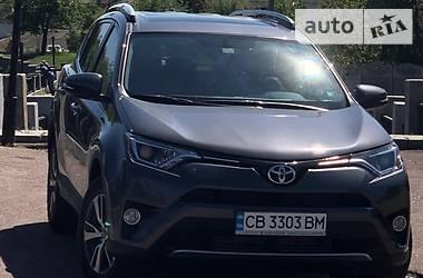 Toyota Rav 4 XLE 2016