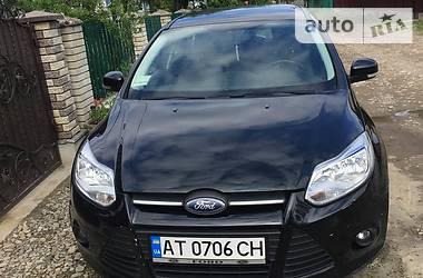 Ford Focus 1.6 TDCi MT 2013