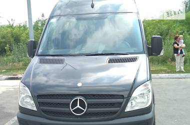 Mercedes-Benz Sprinter 315 пасс. 2007
