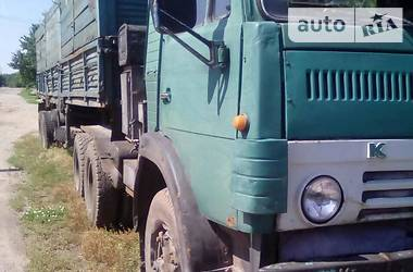 КамАЗ 5410 1989
