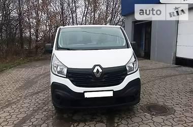 Renault Trafic груз. 88kW LONG 2014
