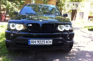 BMW X5 2002