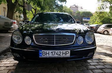 Mercedes-Benz E 320 avangart 2003