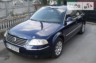 Volkswagen Passat B5 Passat B5+ 2004