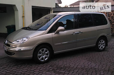 Peugeot 807 2013