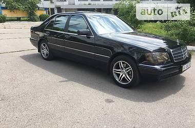 Mercedes-Benz S 140 1998