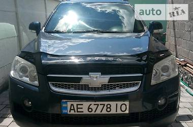 Chevrolet Captiva 3.2 full 2007