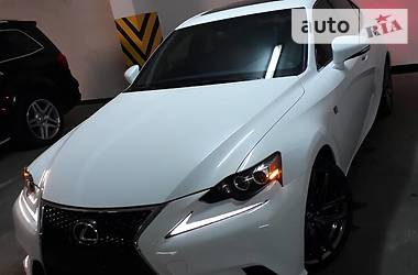 Lexus IS 250 F-sport 2014