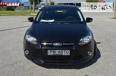 Ford Focus 1.6i AT 2016