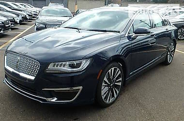Lincoln MKZ AWD 2018