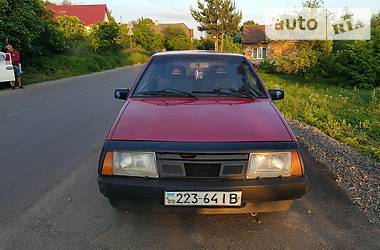 ВАЗ 21081 1988