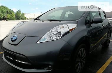 Nissan Leaf SV ELECTRI 2016