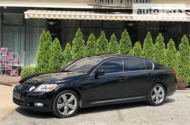 Lexus GS 350 4AWD 2007
