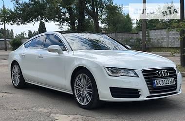 Audi A7 2011