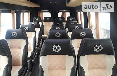 Mercedes-Benz Sprinter 313 пасс. 2010