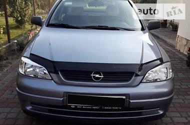 Opel Astra F 2008