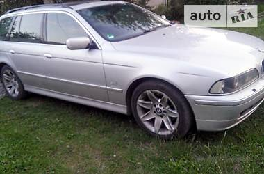 BMW 530 Edition Exclusive 2003