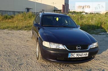 Opel Vectra B 2.5 i V6 1997