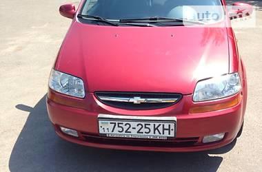 Chevrolet Aveo lt 2004