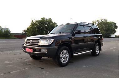 Toyota Land Cruiser 100 2004
