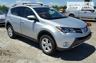 Toyota Rav 4 2.5L 2014