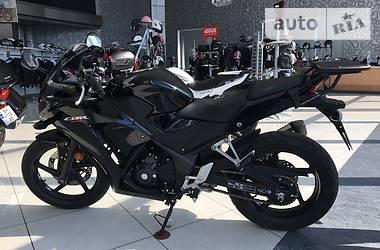 Honda CBR 300 ABS 2016