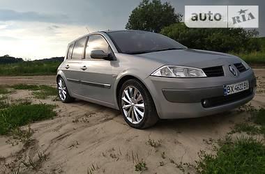 Renault Megane 1.5 dCi 2003