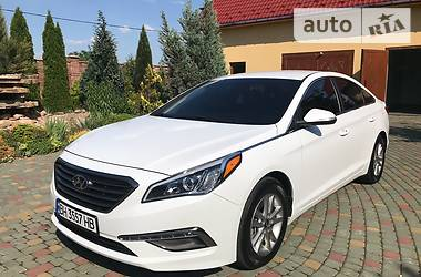 Hyundai Sonata Eco 1.6 Turbo 2016