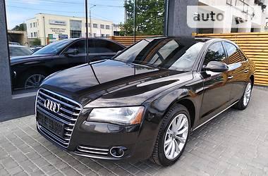 Audi A8 Quattro 2011