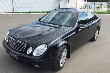 Mercedes-Benz E 220 2004 2003