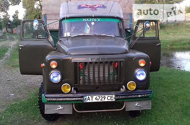 ГАЗ 3507 1988