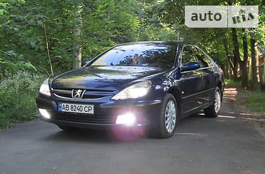 Peugeot 607 HDI 2002