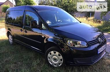 Volkswagen Caddy пасс. 2013