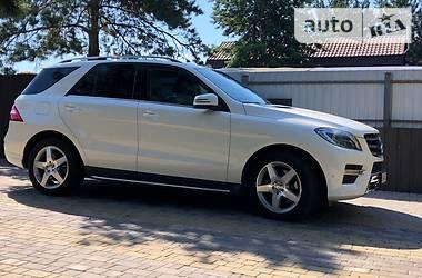 Mercedes-Benz ML 350 2015