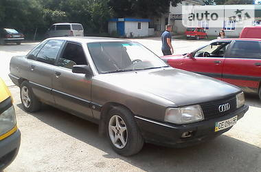 Audi 100 quattro 1989