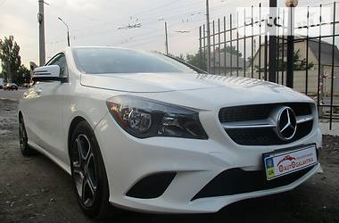 Mercedes-Benz CLA 250 2013